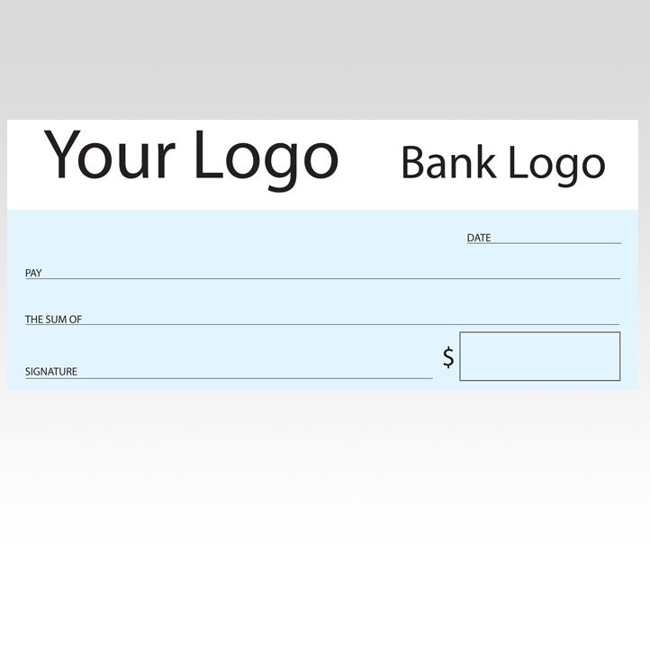 printed novelty cheque - fletch printing  u0026 graphics ballarat